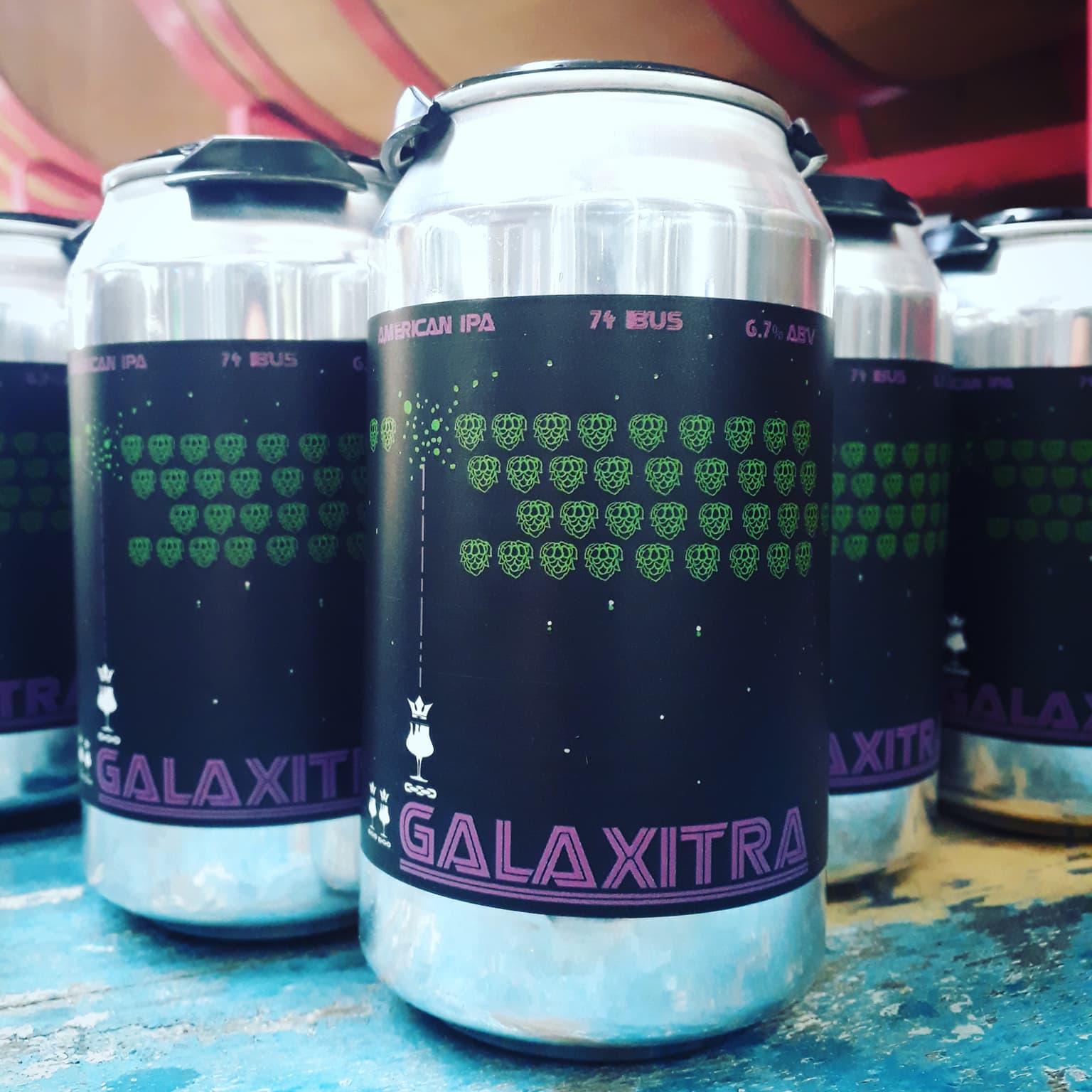 Galaxitra Juguetes Lata