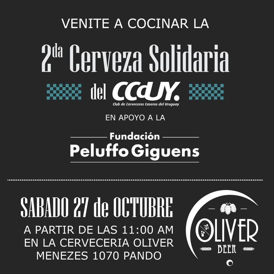 Cerveza Solidaria